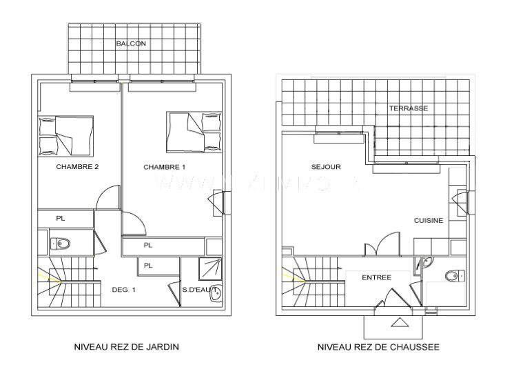 Deluxe sale house / villa Roquebrune-cap-martin 680000€ - Picture 6