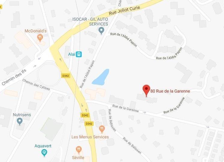 Location appartement Lyon 5ème 607€ CC - Photo 1