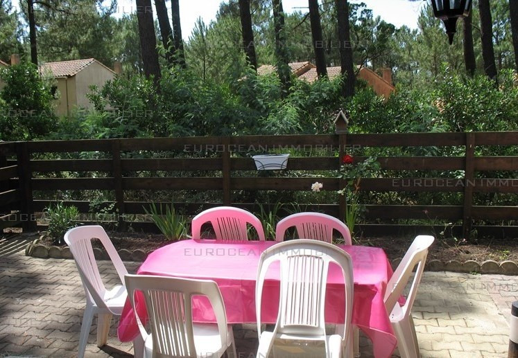 Location vacances maison / villa Lacanau-ocean 215€ - Photo 3