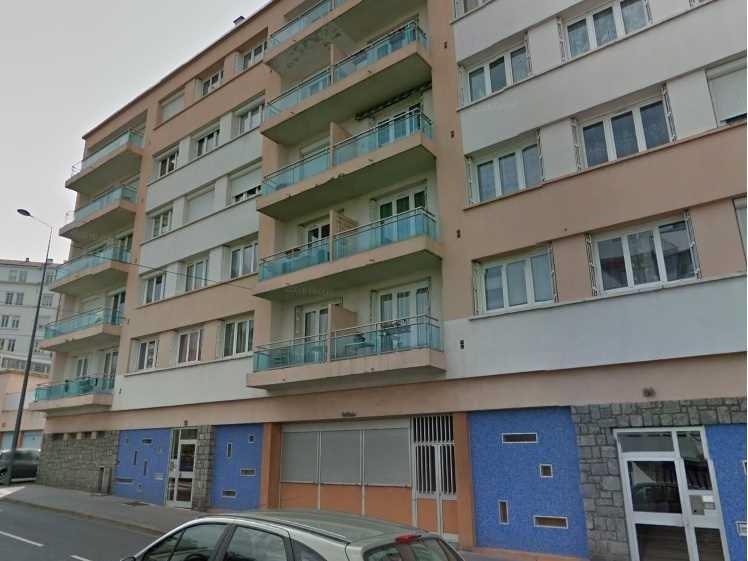 Verkoop  appartement Saint-etienne 57000€ - Foto 1