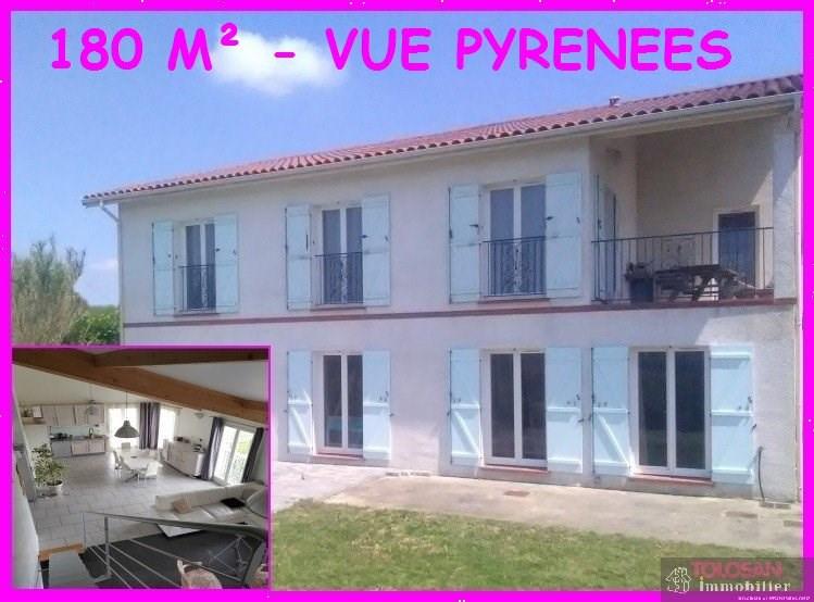 Vente maison / villa Baziege 439000€ - Photo 1
