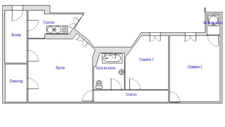 Location appartement Neuilly-sur-seine 2365€ CC - Photo 9