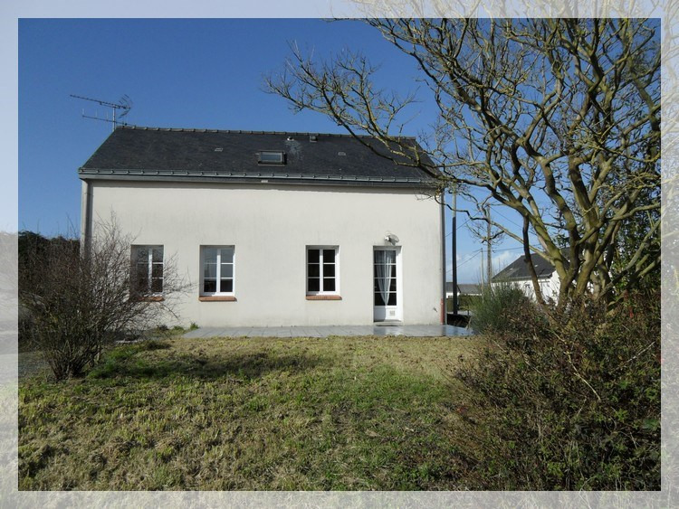 Rental house / villa Anetz 575€ CC - Picture 1