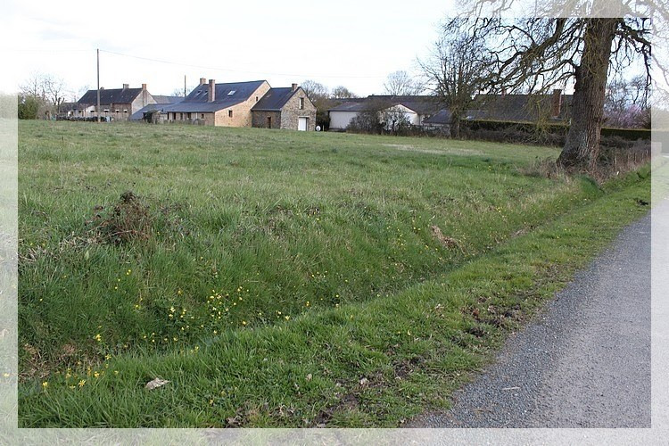 Vente terrain Freigné 35 000€ - Photo 2
