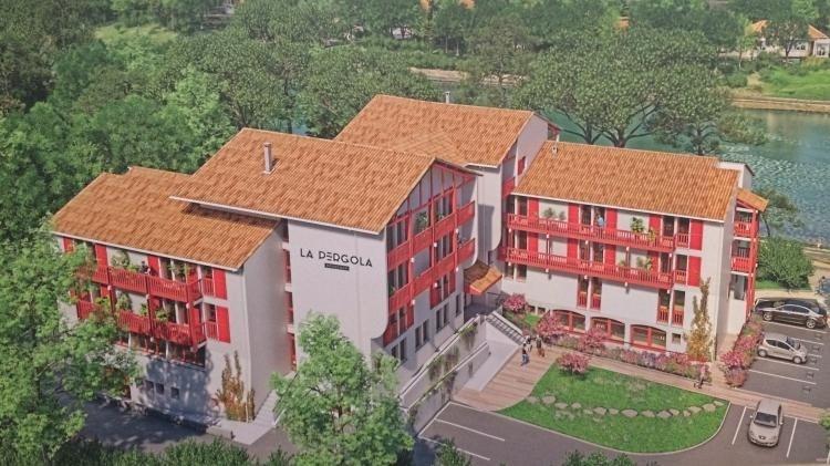 Vente de prestige appartement Hossegor 556000€ - Photo 1