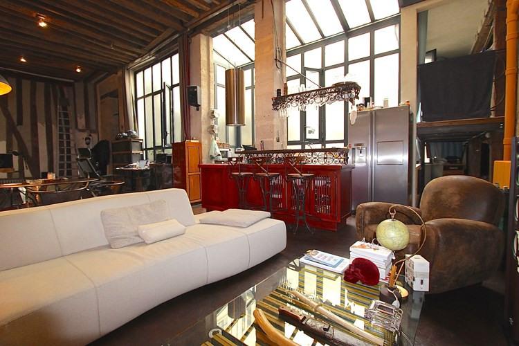 Vente loft/atelier/surface Paris 3ème 960000€ - Photo 2