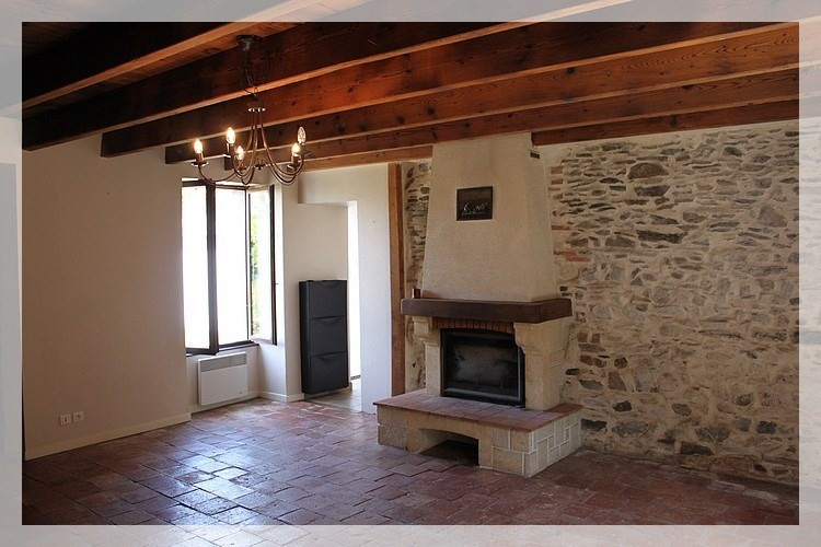 Sale house / villa Bouzillé 120 520€ - Picture 1