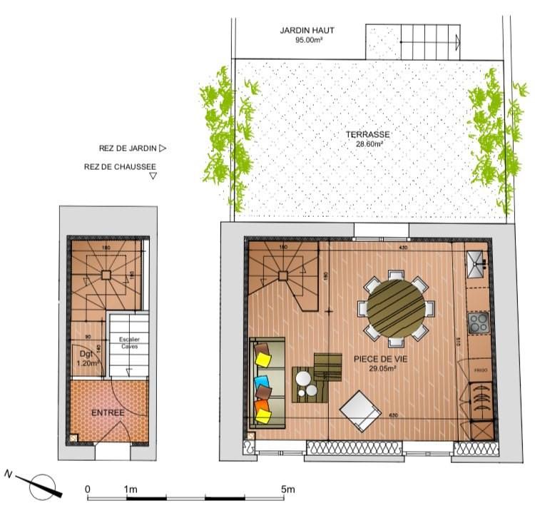 Vente appartement Senlis 165000€ - Photo 2