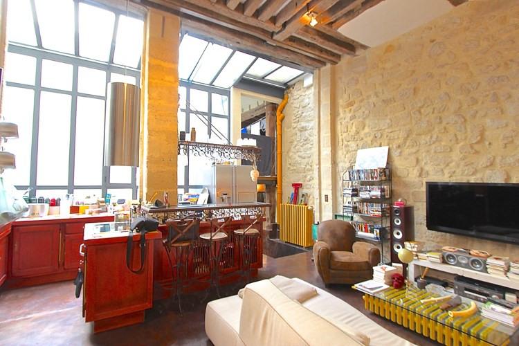 Vente loft/atelier/surface Paris 3ème 960000€ - Photo 8