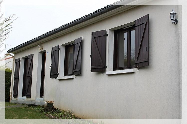 Vente maison / villa Bouzillé 162440€ - Photo 1