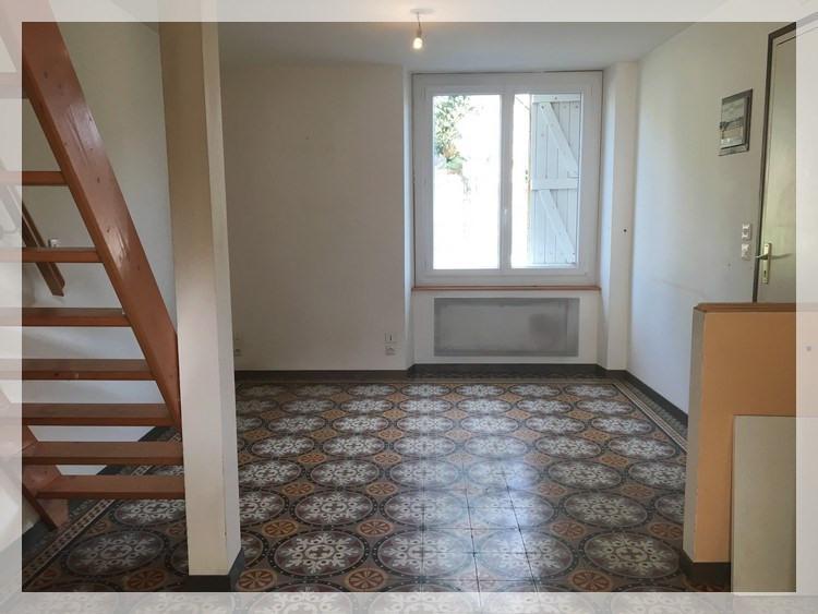Rental apartment Champtoceaux 410€ CC - Picture 1