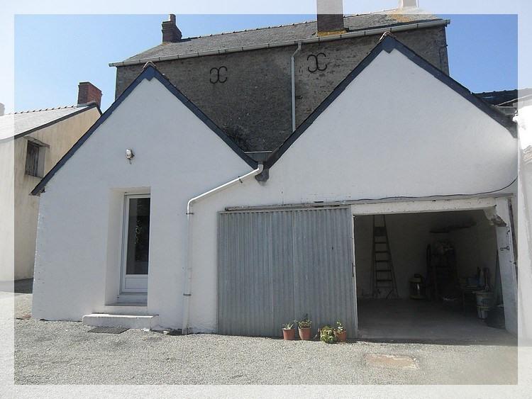 Rental house / villa Maumusson 490€ CC - Picture 1
