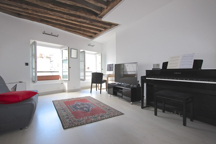 Vente appartement Paris 1er 435 000€ - Photo 1