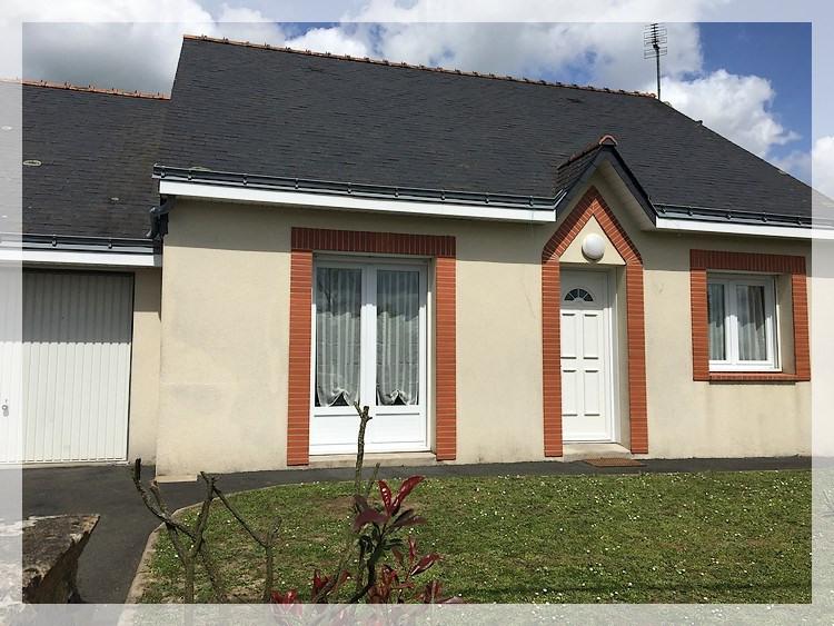 Rental house / villa Mésanger 605€ CC - Picture 1