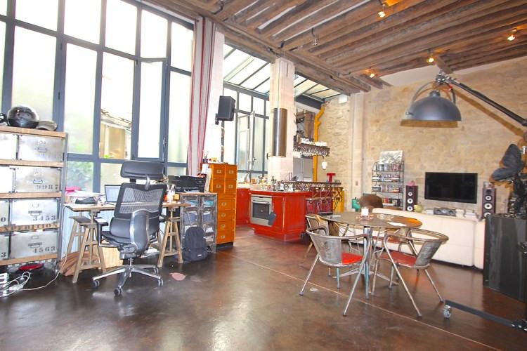 Vente loft/atelier/surface Paris 3ème 960000€ - Photo 7