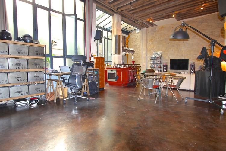 Vente loft/atelier/surface Paris 3ème 960000€ - Photo 1