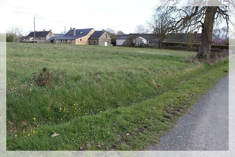Vente terrain Freigné 35000€ - Photo 2