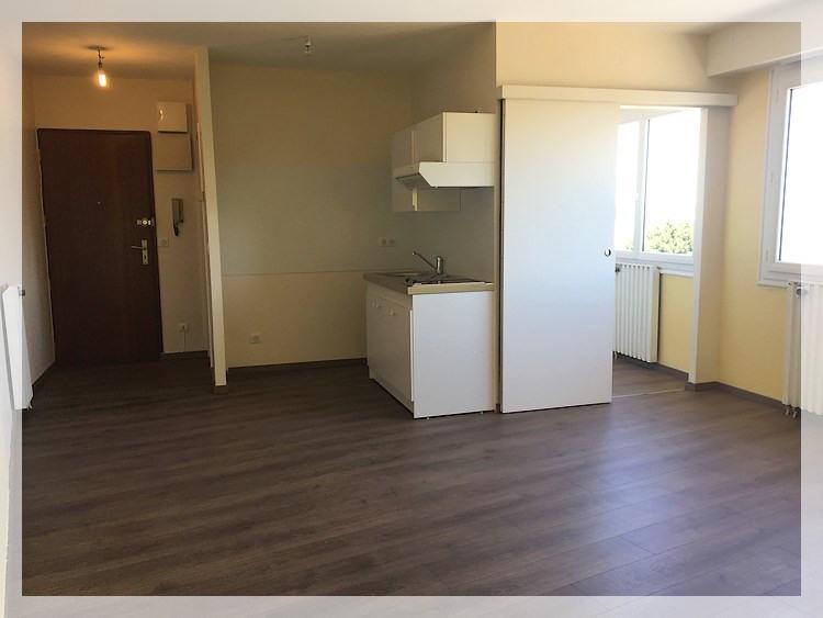 Rental apartment Ancenis 395€ CC - Picture 1