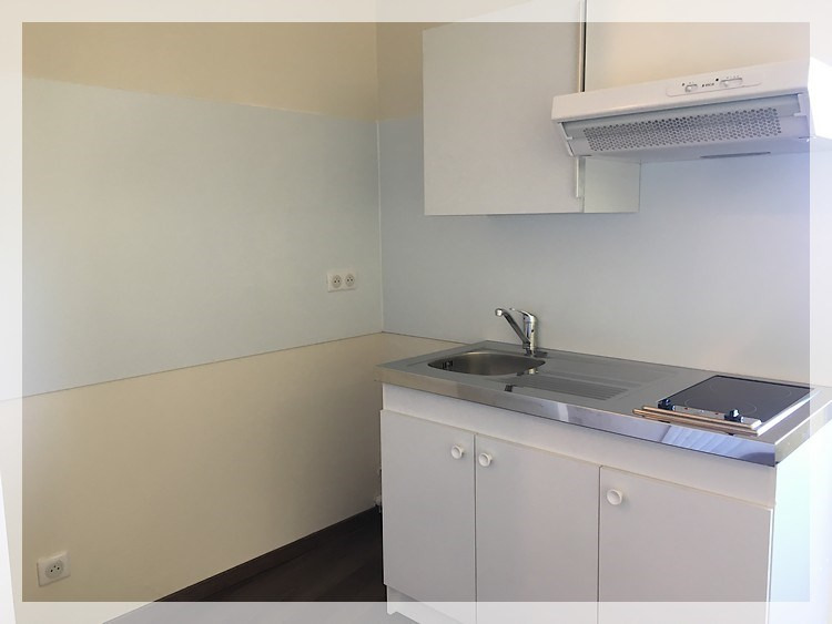 Rental apartment Ancenis 395€ CC - Picture 3