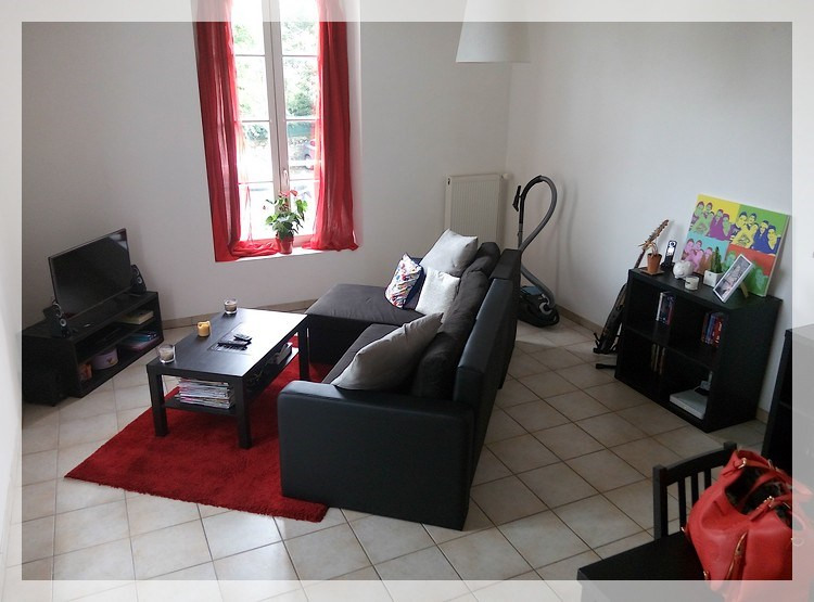Rental apartment Ancenis 484€ CC - Picture 1