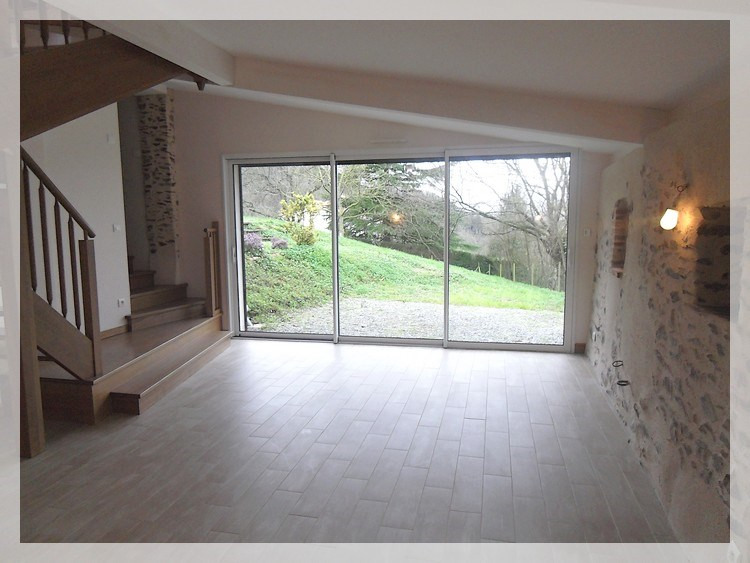 Rental house / villa Drain 672€ CC - Picture 3