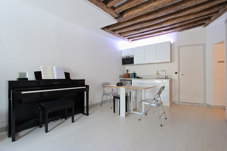 Vente appartement Paris 1er 435 000€ - Photo 4