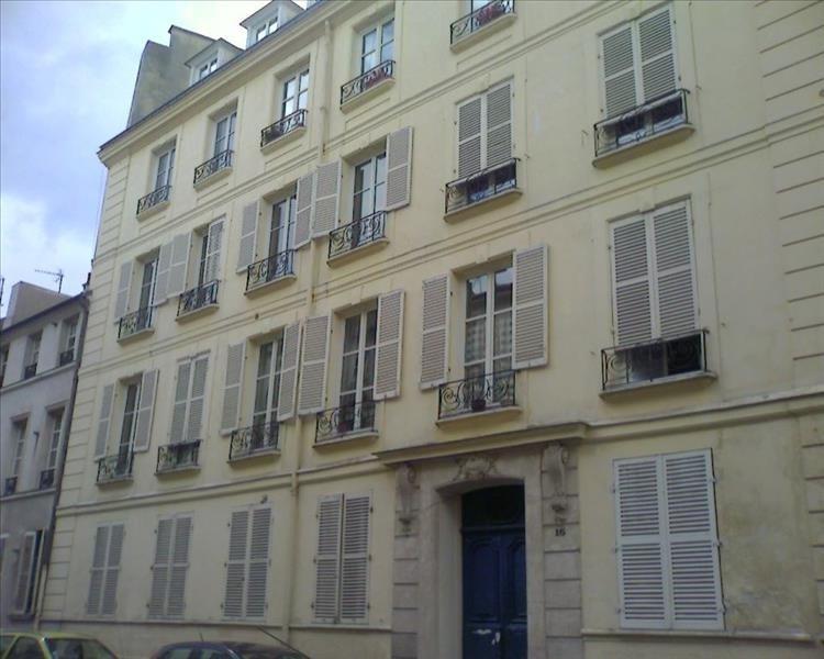 Location appartement Versailles 745€ CC - Photo 1
