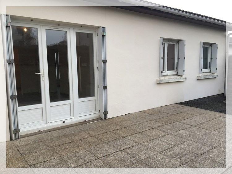 Rental house / villa Le fuilet 490€ CC - Picture 1