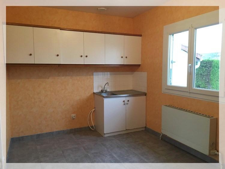 Rental house / villa Le fuilet 490€ CC - Picture 3