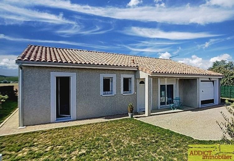 Vente maison / villa Secteur montastruc-la-conseillere 245000€ - Photo 1
