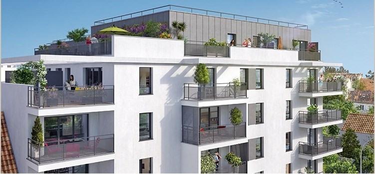 Sale apartment Bagnolet 320000€ - Picture 5