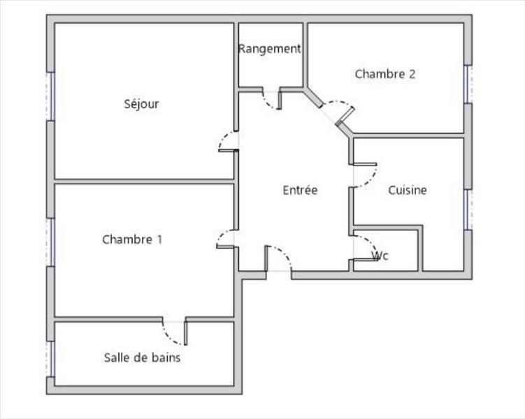 Vente appartement Boulogne billancourt 535000€ - Photo 8