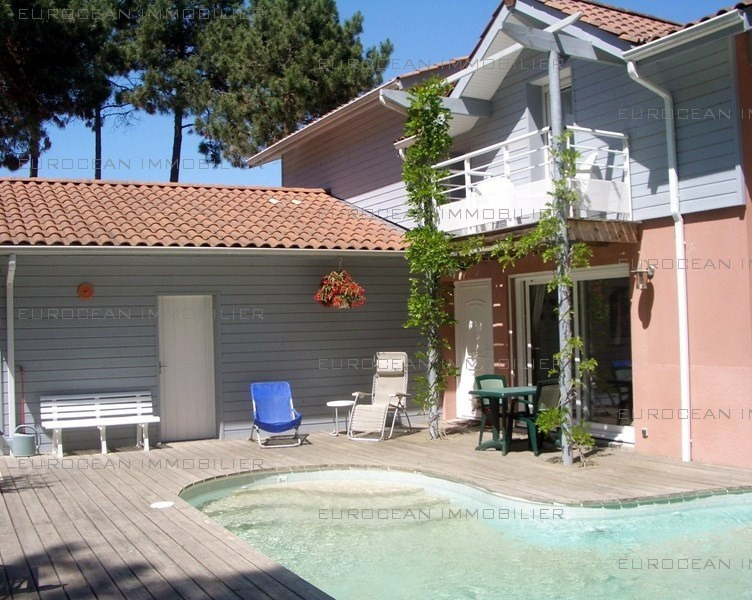 Location vacances maison / villa Lacanau-ocean 748€ - Photo 1