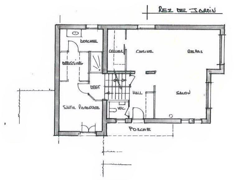 Sale house / villa Viuz-en-sallaz 435000€ - Picture 4