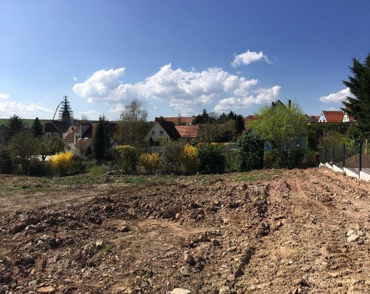 Verkoop  stukken grond Schnersheim 120000€ - Foto 2