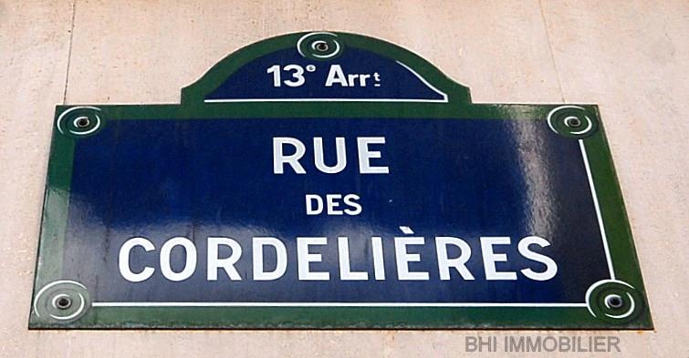 Verkoop  appartement Paris 13ème 440000€ - Foto 12