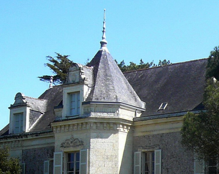 Deluxe sale chateau Angers ouest 25 mn 995 000€ - Picture 2