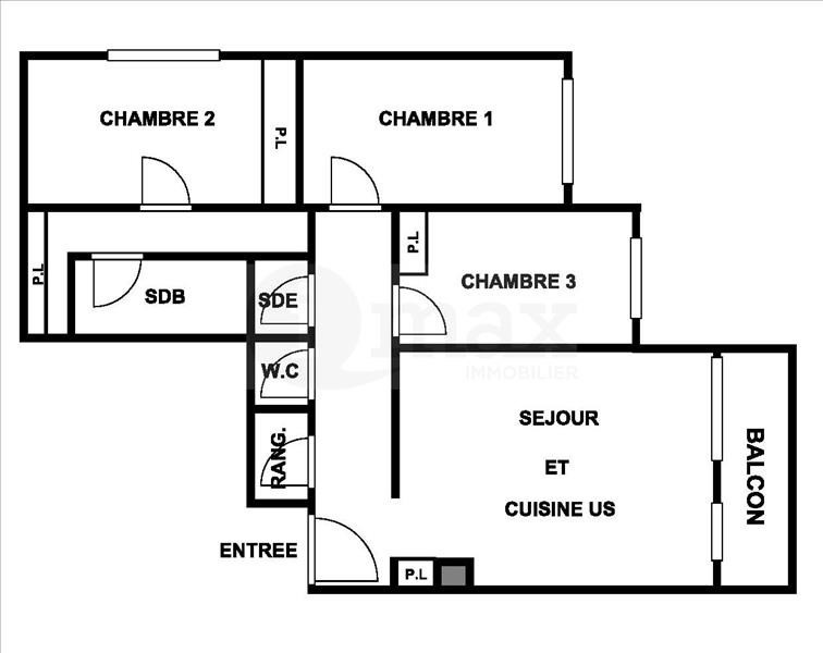 Sale apartment Levallois perret 639000€ - Picture 6