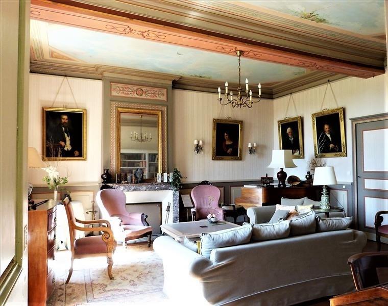 Verkoop van prestige  huis St estephe 915000€ - Foto 5