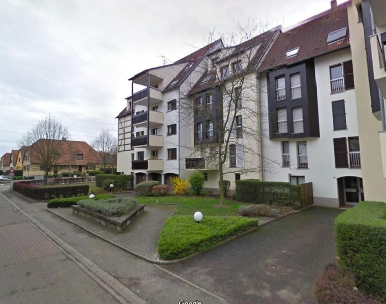 Rental apartment Lingolsheim 640€ CC - Picture 1