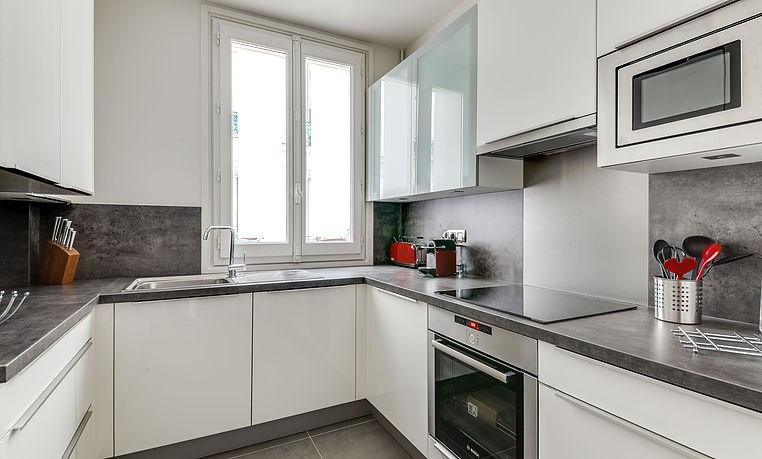 Alquiler  apartamento Paris 17ème 4420€ CC - Fotografía 5