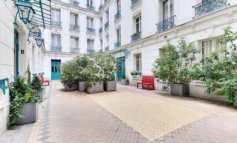 Alquiler  apartamento Paris 17ème 4190€ CC - Fotografía 13