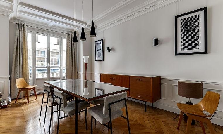 Alquiler  apartamento Paris 17ème 4420€ CC - Fotografía 1