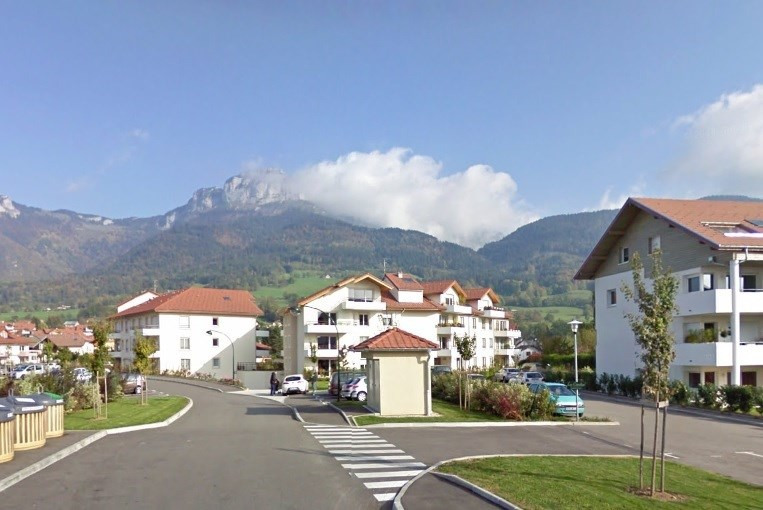 Sale apartment Annecy 132900€ - Picture 1