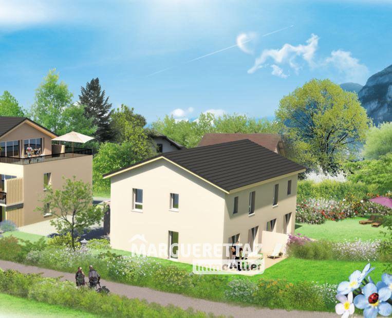 Vente maison / villa Étrembières 375000€ - Photo 1