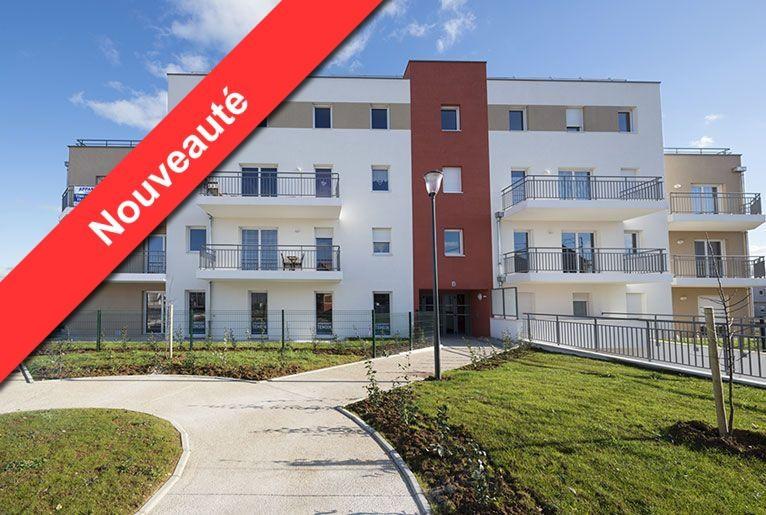 Location appartement Perrigny-lès-dijon 575€ CC - Photo 1