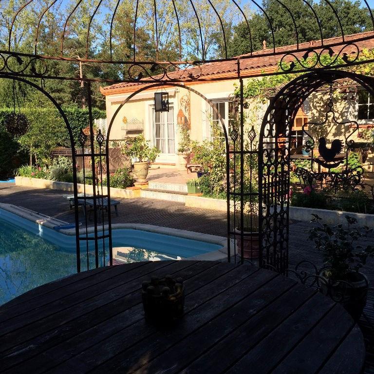 Vente maison / villa Pibrac 369000€ - Photo 1