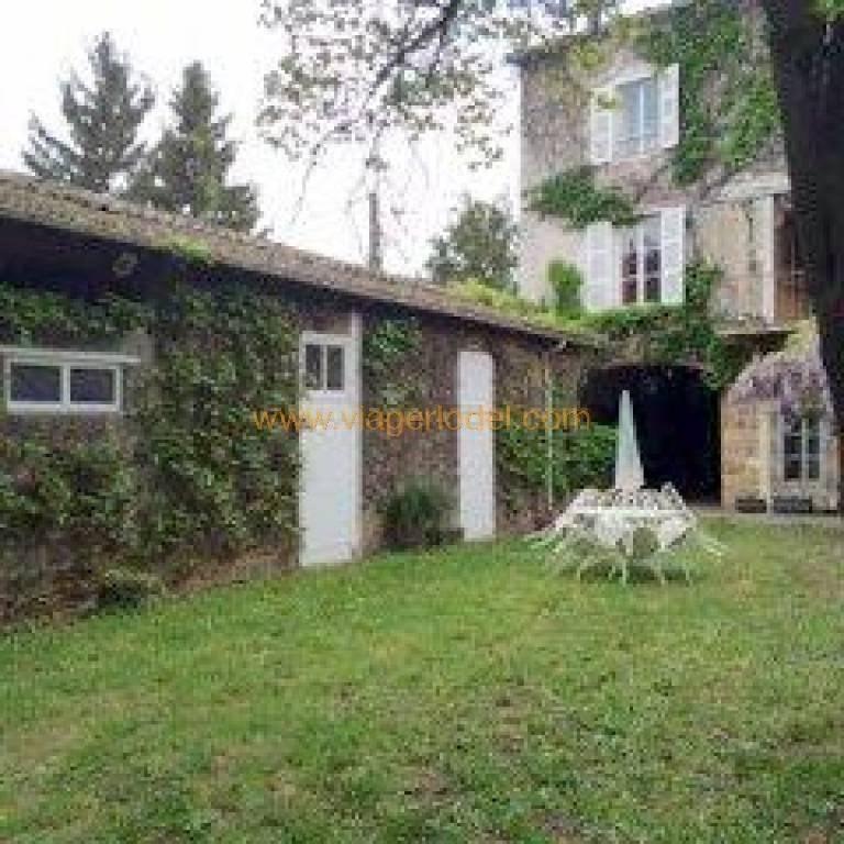 Vendita nell' vitalizio di vita casa Saint-georges-de-reneins 309000€ - Fotografia 3