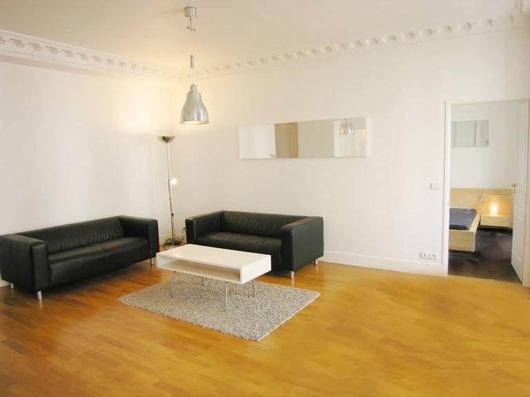 Rental apartment Paris 1er 3000€ CC - Picture 2