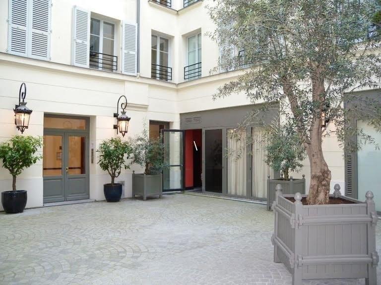 Rental apartment Paris 1er 3000€ CC - Picture 10